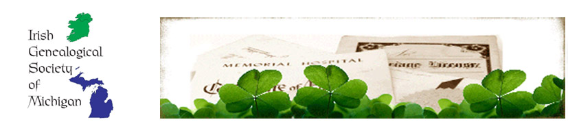 Irish Genealogical Society of Michigan